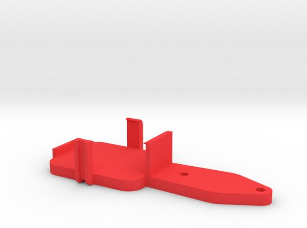 Dual XGPS 160 Mount in Red Processed Versatile Plastic