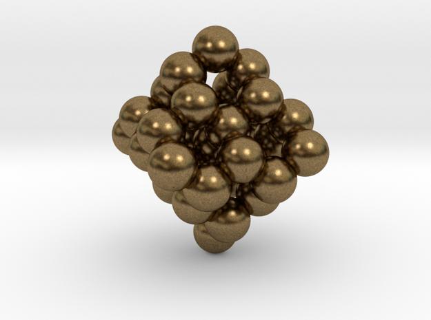 Nanodiamond Pendant C35