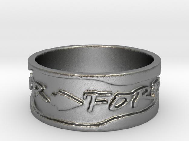 Warrior Forever Ring (Size 4)