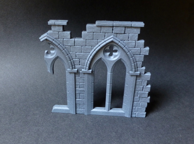 Gothic Arch in Frosted Ultra Detail