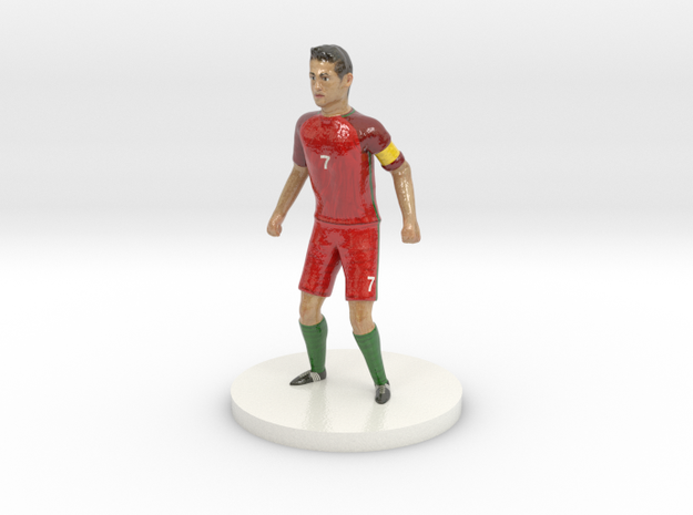 Portuguese Football Player