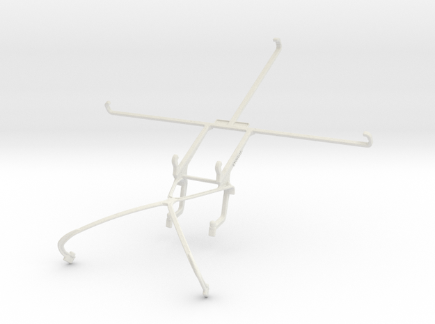 NVIDIA SHIELD controller 2014 & Chuwi H10 in White Natural Versatile Plastic