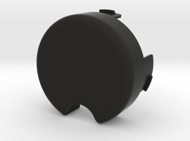 Ignition switch cover for Honda CX500 Turbo 3d printed