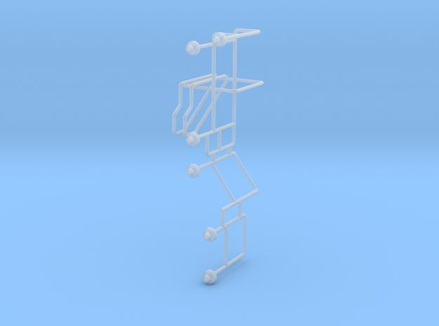 R Series Railings in Smooth Fine Detail Plastic