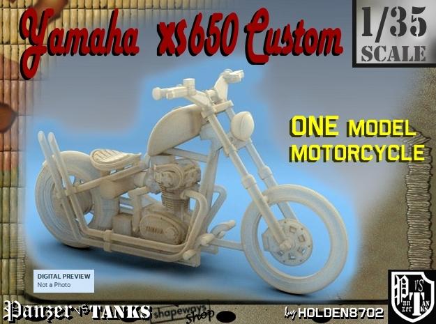 1-35 Yamaha XS650 Custom