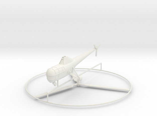 1/144 Sikorsky R-5 (H-5)