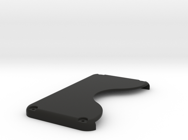 Sony Xperia Z5 Phone Holder in Black Natural Versatile Plastic