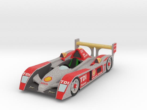 AudiR10 in Full Color Sandstone