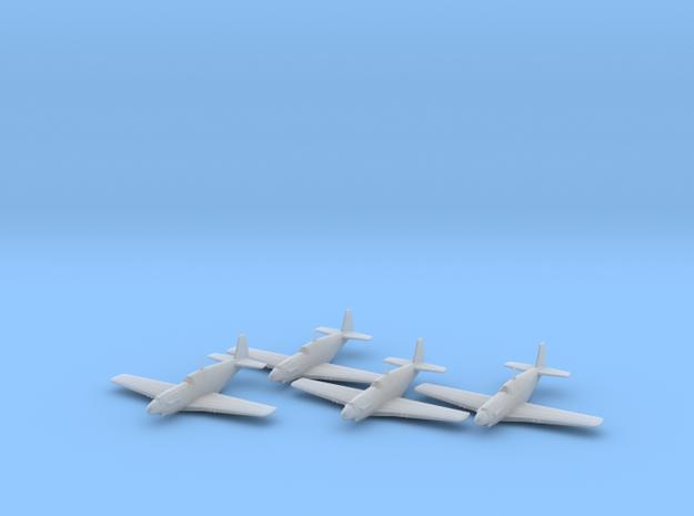 North American A-36 'Apache' 1/200 x4 FUD in Smooth Fine Detail Plastic