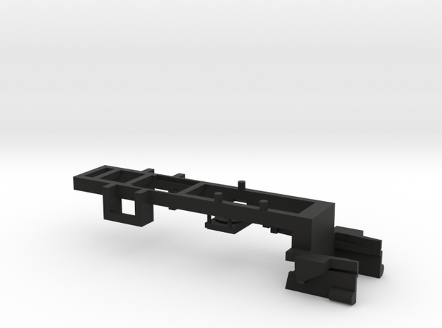 Part C-4 Chassis Frame F in Black Strong & Flexible