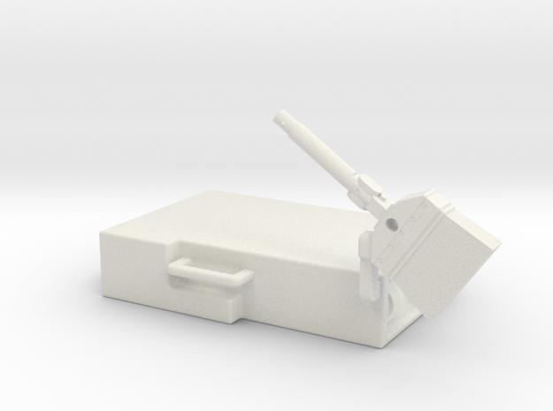 06B-LCRU in White Strong & Flexible