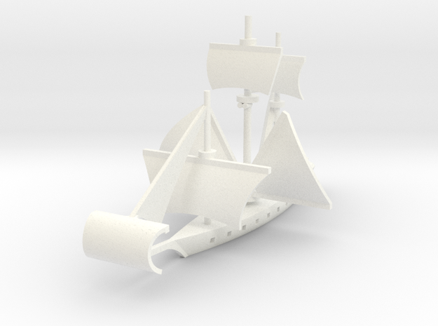 1/1000 Fan Sail Ship