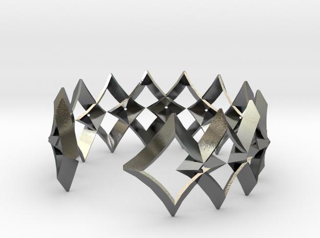 bracelet 01 open 3d printed