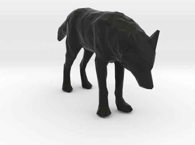 Lowpoly Wolf