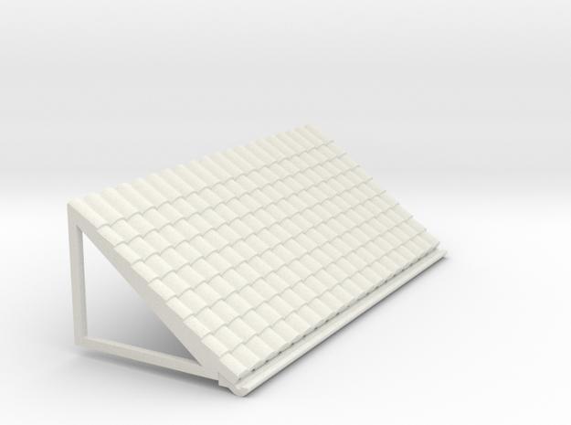 Z-87-lr-shop-basic-roof-plus-pantiles-lj in White Natural Versatile Plastic