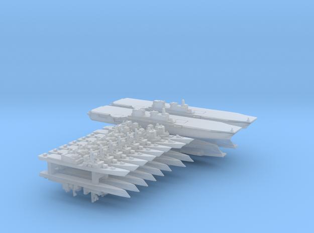JMSDF Destroyer Pack 2, 1/6000