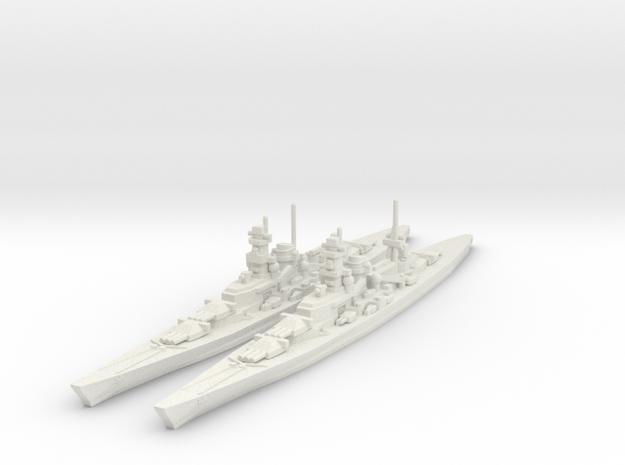 Scharnhorst and Gneisenau 1/1800