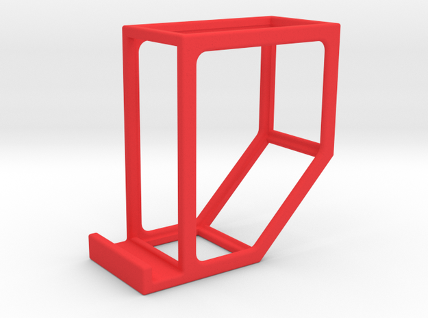 Android Stand in Red Strong & Flexible Polished