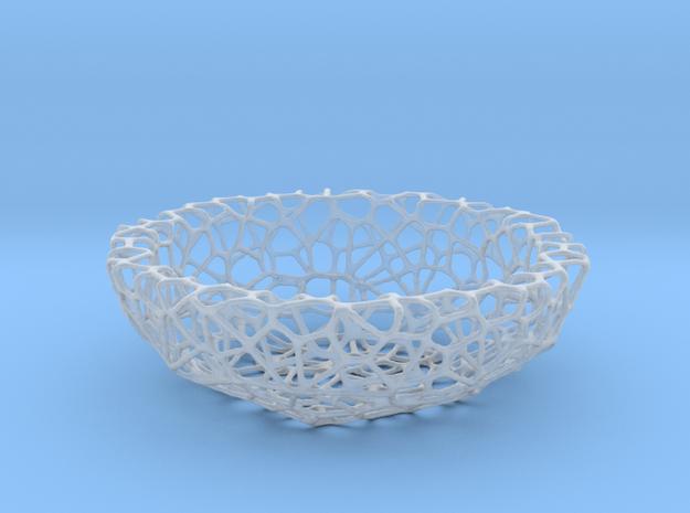Mini shell / bowl (4 cm) - Voronoi-Style #1