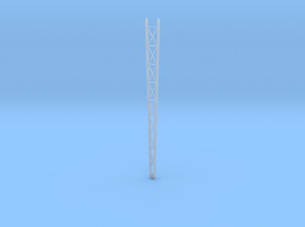 Titanic 34' Crane Boom - Scale 1:100 in Smoothest Fine Detail Plastic