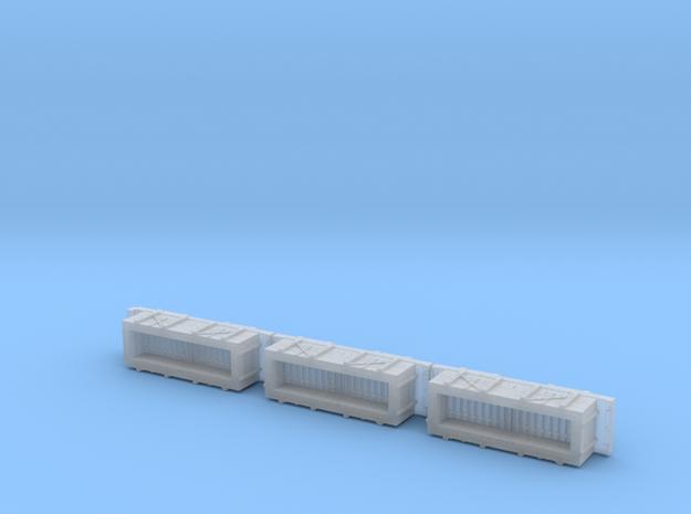 A-1-220-wdlr-c-wagon-full-plus1-x3 in Smooth Fine Detail Plastic