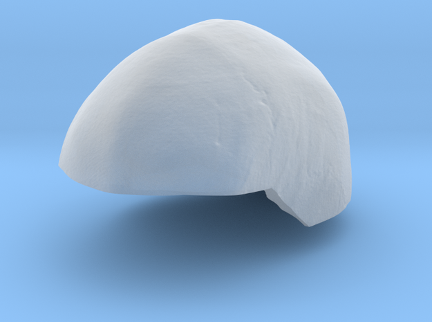 Subject 3i | SkullCap in Smooth Fine Detail Plastic