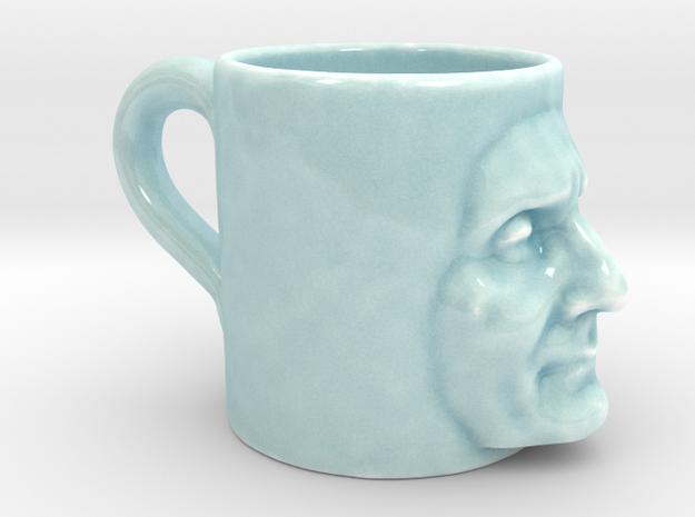 The Ugly Mug in Gloss Celadon Green Porcelain