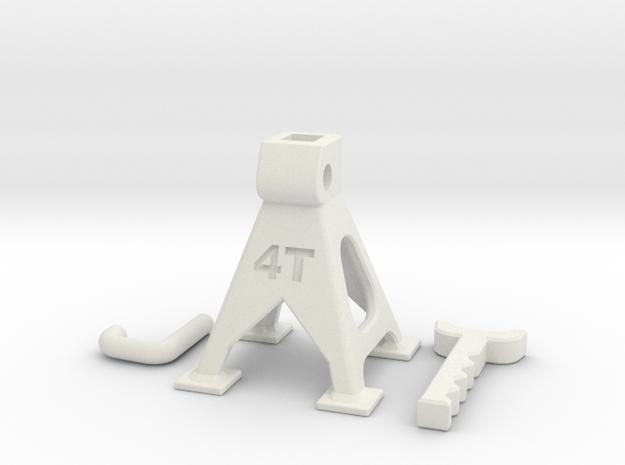 1/0 Scale Jack stand (adjustable)