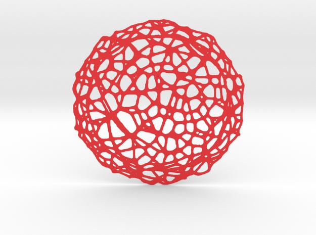 Coaster - Voronoi #5 (14 cm)