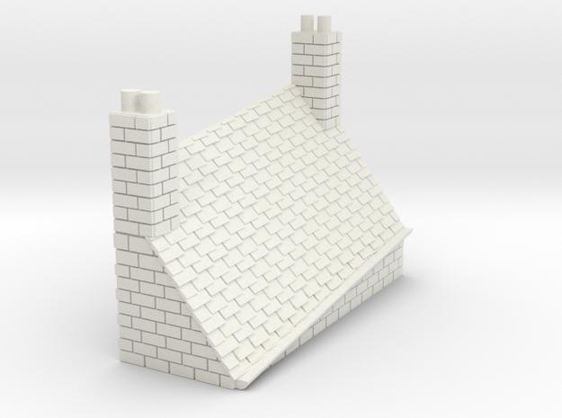 Z-152-lr-comp-stone-l2r-slope-roof-bc-rj in White Natural Versatile Plastic