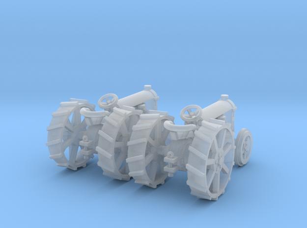 2 Fordson Tractors TT Scale