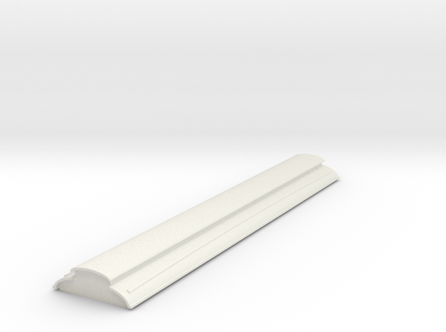 4mm MR 48ft Clerestory in White Strong & Flexible