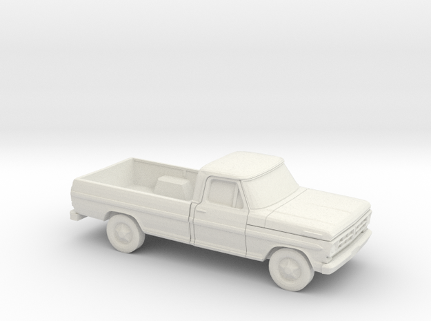1/87 1972 Ford F-Series Reg. Cab