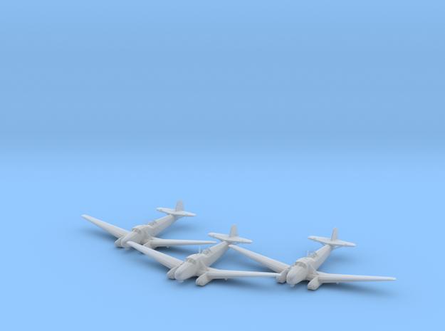 Focke-Wulf Fw.58B 'Weihe' 1:200 x3 FUD in Smooth Fine Detail Plastic