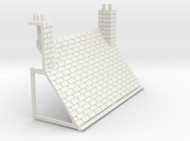 Z-76-lr-stone-level-roof-bc-lj in White Natural Versatile Plastic