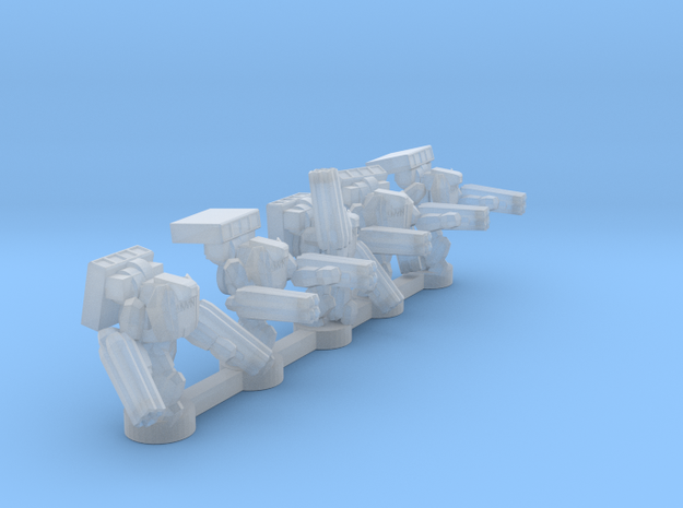 UWN Support Troopers