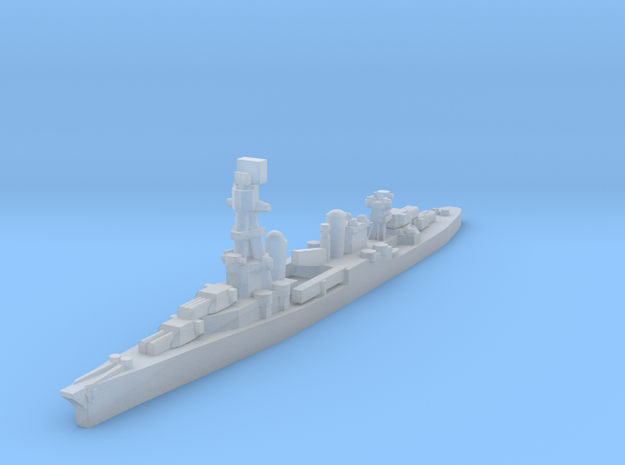 Pensacola class cruiser 1/4800 in Smooth Fine Detail Plastic