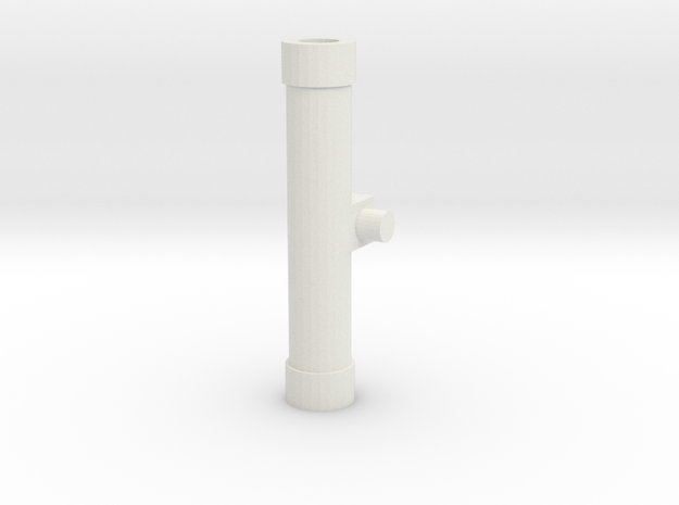 Handle Adapter (Sword) for Nonnef Hands in White Strong & Flexible