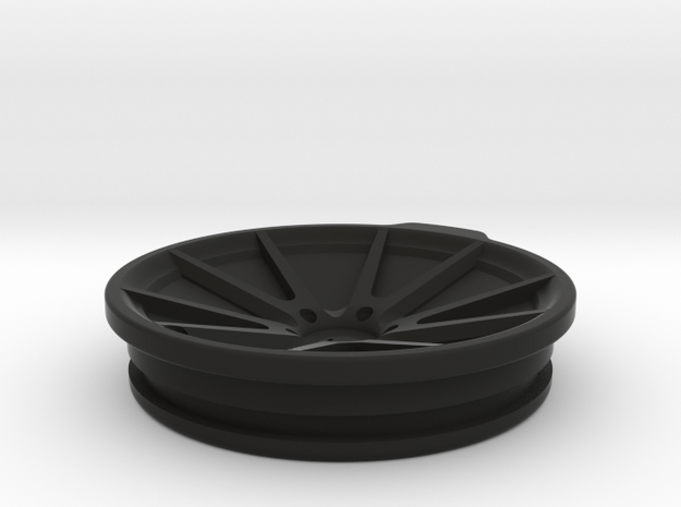 Vossen VFS2 30oz Yeti Cup Lid Sealed in Black Natural Versatile Plastic