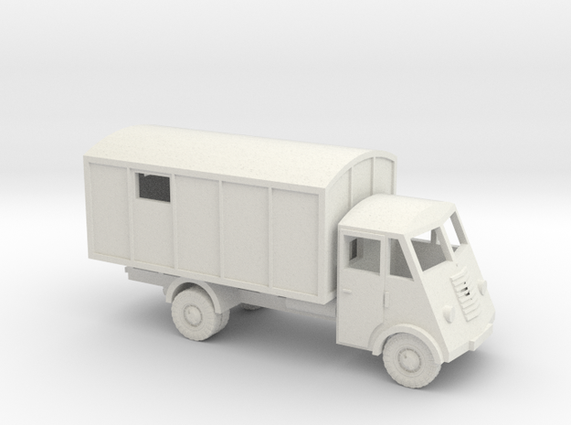 TT (1/120) Renault AHN Ambulance in White Natural Versatile Plastic