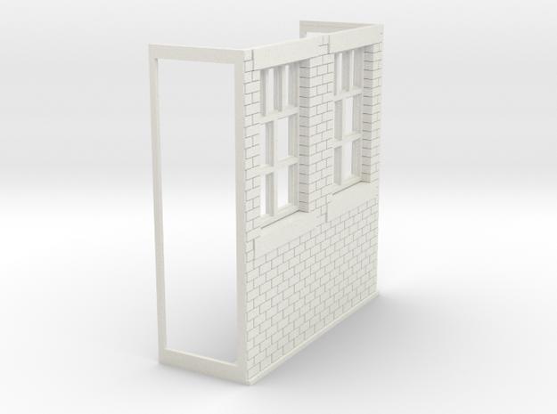 Z-87-lr-stone-warehouse-base-plus-window-1 in White Natural Versatile Plastic