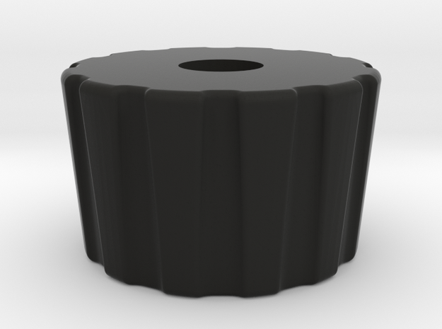 Button Guard - For NKK Momentary in Black Natural Versatile Plastic