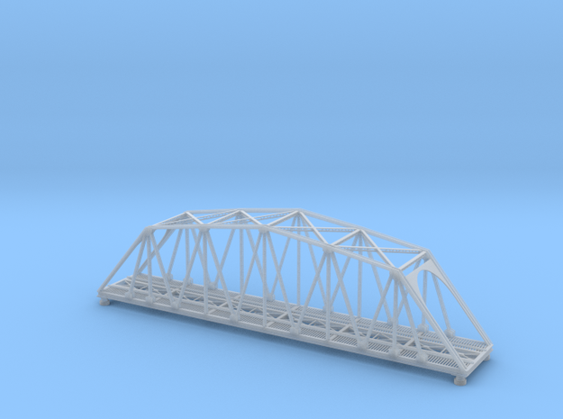 120ft Truss Bridge Z Scale