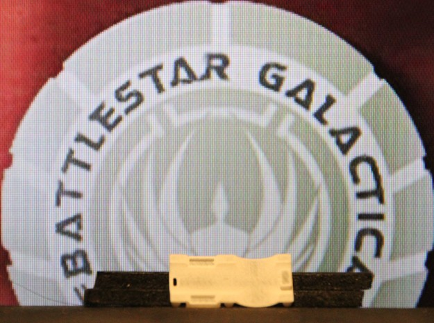 Deck Creeper Accessory (BSG-TRS, Galactiguise.com) in Smooth Fine Detail Plastic: 1:72