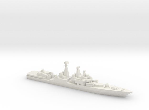 Udaloy II-class destroyer, 1/2400