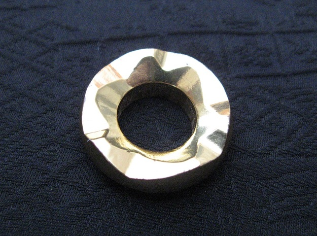 Ag Torch: Brass Tail Ring (4 of 4)