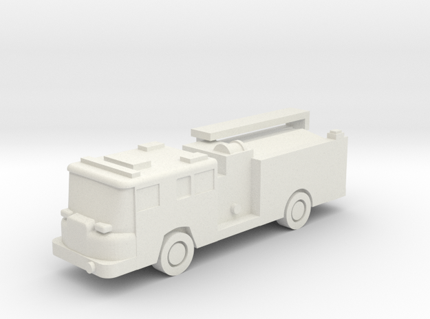 1:285 Pierce Quantum Engine in White Strong & Flexible