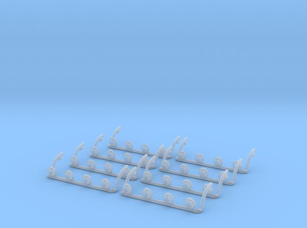 1/87 LB/Sr/4r in Smoothest Fine Detail Plastic