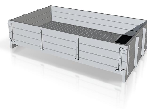 55n2 long 3 plank dropside 3d printed