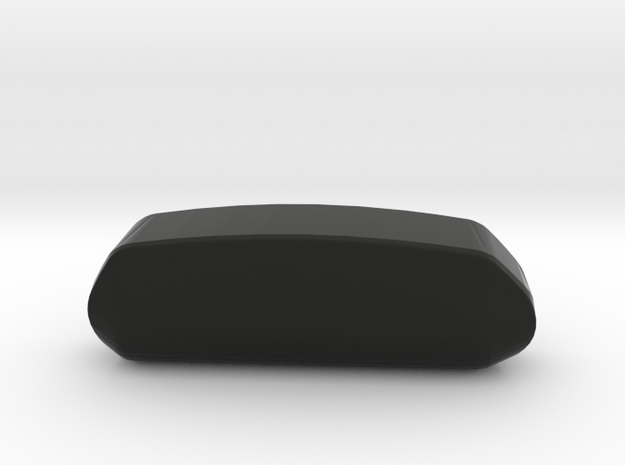 Steelseries Rival 700 Customisable Nameplate in Black Natural Versatile Plastic